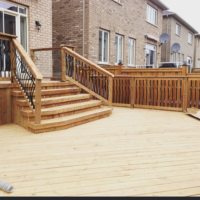 composite deck1 (10)- Davies Home Improvements
