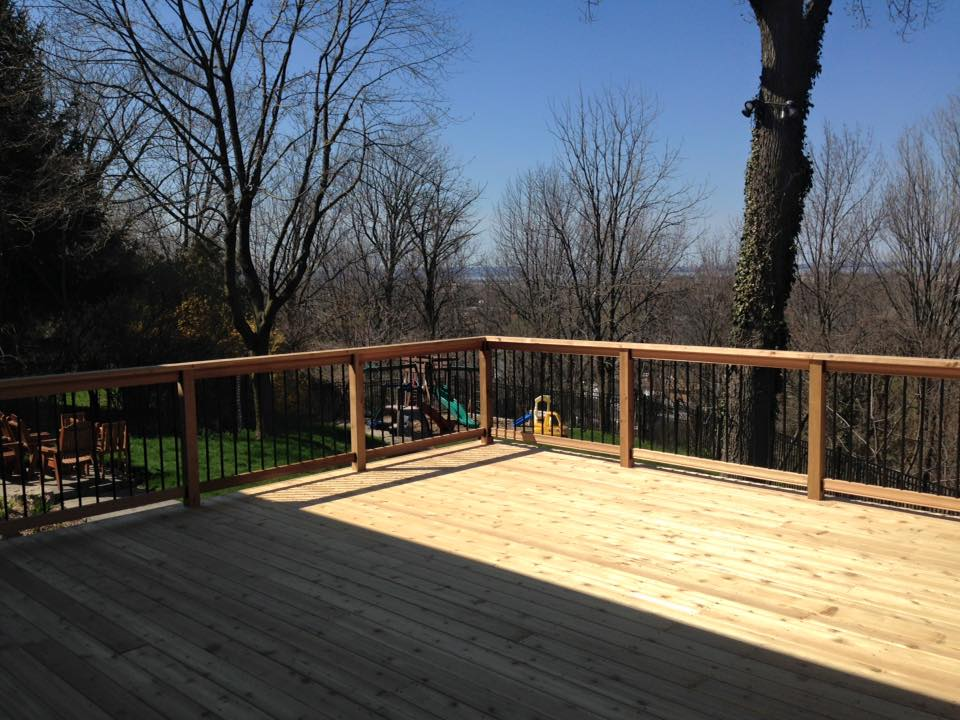 composite deck1 (8)- Davies Home Improvements