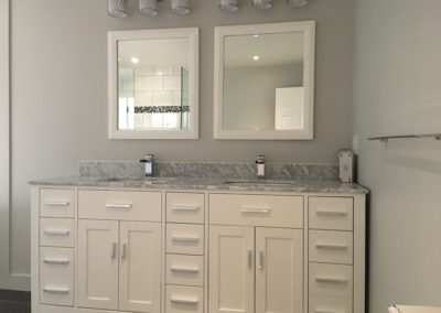 recent bathroom HAMILTON & GRIMSBY HOME RENOVATIONS - DAVIES HOME IMPROVEMENTS